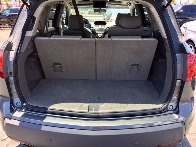 2008 Acura MDX for sale at BaySide Auto in Wilmington CA