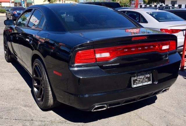 2011 Dodge Charger for sale at BaySide Auto in Wilmington CA