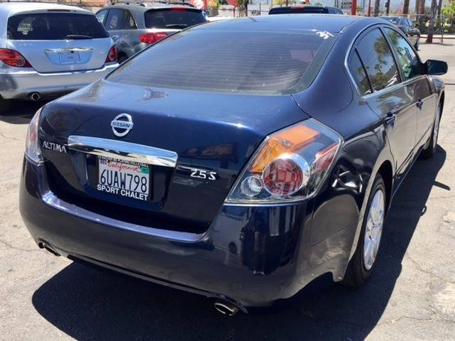 2012 Nissan Altima for sale at BaySide Auto in Wilmington CA