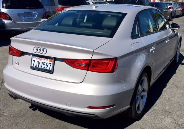 2015 Audi A3 for sale at BaySide Auto in Wilmington CA