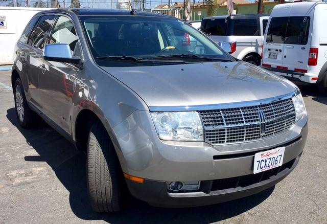 2008 Lincoln MKX for sale at BaySide Auto in Wilmington CA