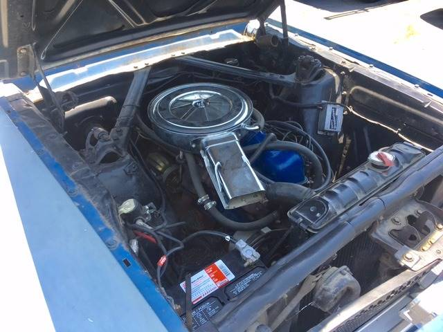 1965 Ford Mustang for sale at BaySide Auto in Wilmington CA