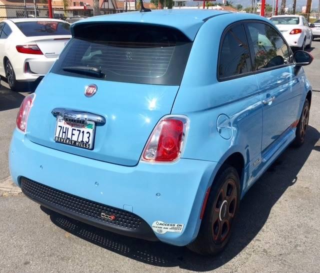 2015 FIAT 500e for sale at BaySide Auto in Wilmington CA