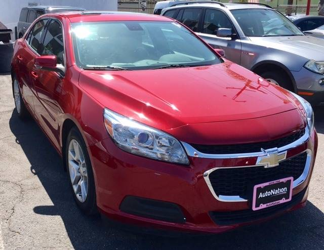 2014 Chevrolet Malibu for sale at BaySide Auto in Wilmington CA