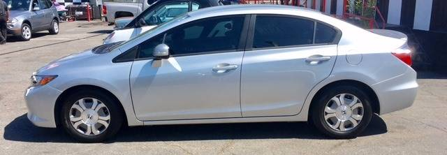 2012 Honda Civic for sale at BaySide Auto in Wilmington CA