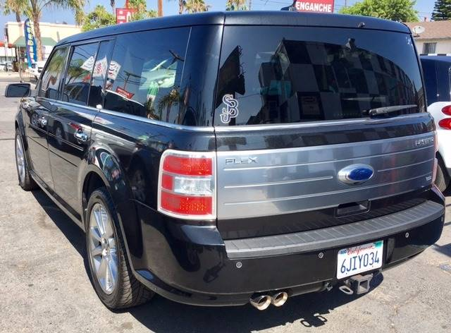 2010 Ford Flex for sale at BaySide Auto in Wilmington CA