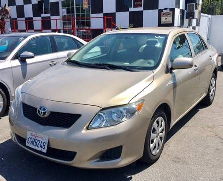 2009 Toyota Corolla for sale at BaySide Auto in Wilmington CA