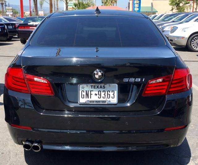 2012 BMW 5 Series for sale at BaySide Auto in Wilmington CA