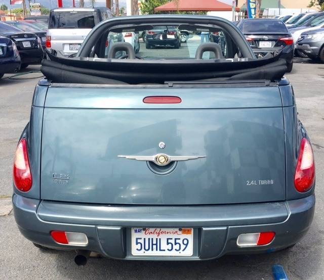 2006 Chrysler PT Cruiser for sale at BaySide Auto in Wilmington CA