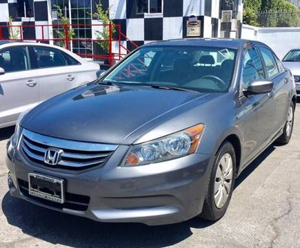 2012 Honda Accord for sale at BaySide Auto in Wilmington CA