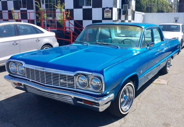 1964 Chevrolet Bel Air for sale at BaySide Auto in Wilmington CA