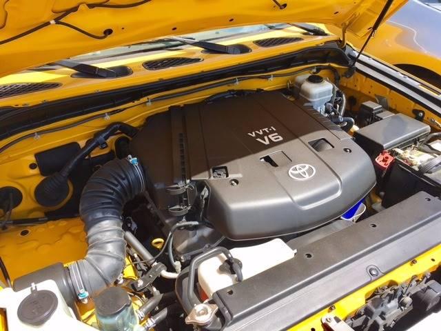2008 Toyota FJ Cruiser for sale at BaySide Auto in Wilmington CA