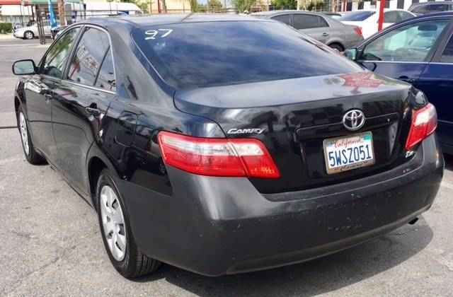 2007 Toyota Camry for sale at BaySide Auto in Wilmington CA
