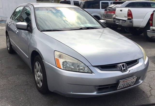 2005 Honda Accord for sale at BaySide Auto in Wilmington CA