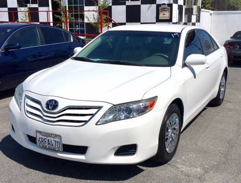 2011 Toyota Camry for sale at BaySide Auto in Wilmington CA