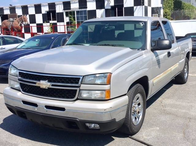 2006 Chevrolet Silverado 1500 for sale at BaySide Auto in Wilmington CA