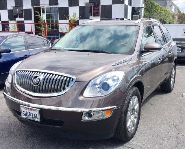 2012 Buick Enclave for sale at BaySide Auto in Wilmington CA