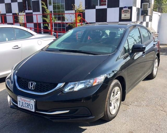 2015 Honda Civic for sale at BaySide Auto in Wilmington CA