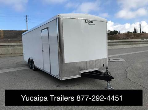 2019 Look Trailers Look Vision  for sale in Redlands, CA