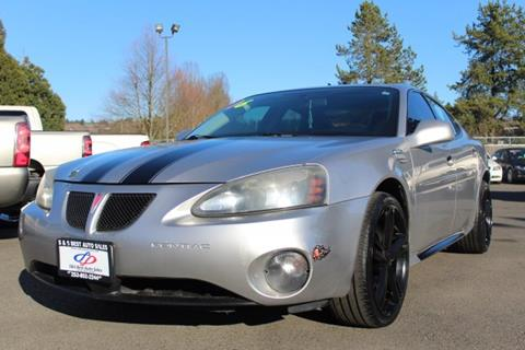 2006 Pontiac Grand Prix for sale in Auburn, WA