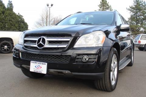 2009 Mercedes-Benz GL-Class for sale in Auburn, WA
