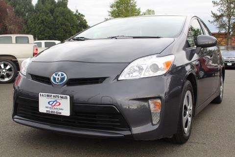 2015 Toyota Prius for sale in Auburn, WA