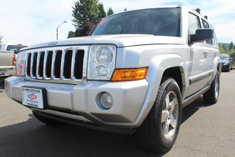 2009 Jeep Commander for sale in Auburn, WA