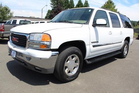 2005 GMC Yukon XL for sale in Auburn, WA