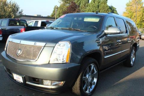 Ss Best Auto Sales >> Cadillac Escalade Esv For Sale In Auburn Wa S S Best Auto
