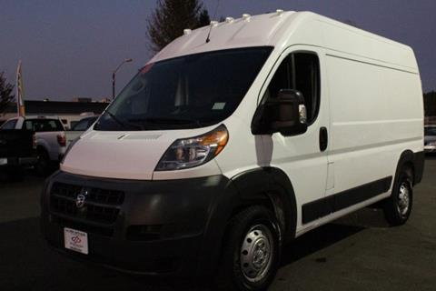 2018 RAM ProMaster Cargo for sale in Auburn, WA