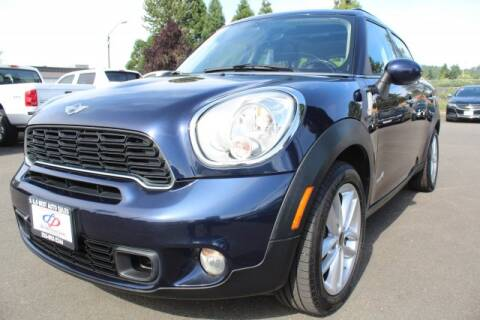 2012 MINI Cooper Countryman S ALL4 for sale at S&S Best Auto Sales LLC in Auburn WA