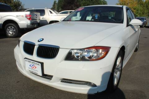 2008 BMW 3 Series 328xi for sale at S&S Best Auto Sales LLC in Auburn WA