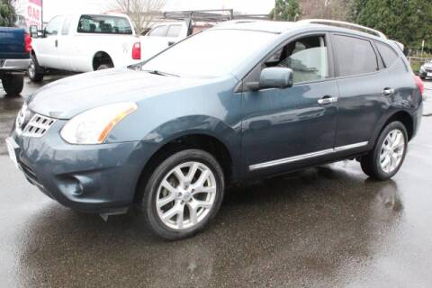 2013 Nissan Rogue for sale at S&S Best Auto Sales LLC in Auburn WA