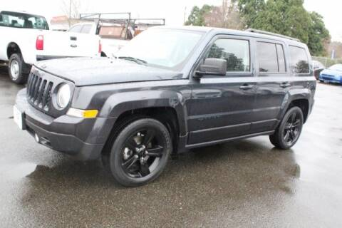2014 Jeep Patriot Altitude Edition for sale at S&S Best Auto Sales LLC in Auburn WA