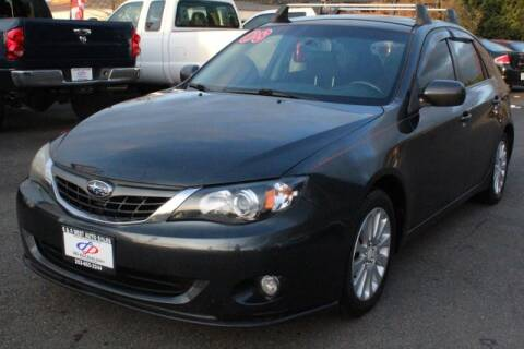 2008 Subaru Impreza for sale at S&S Best Auto Sales LLC in Auburn WA