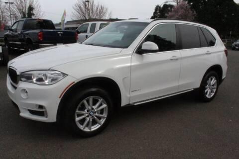2015 BMW X5 for sale at S&S Best Auto Sales LLC in Auburn WA