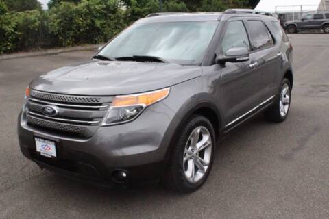 2014 Ford Explorer for sale at S&S Best Auto Sales LLC in Auburn WA