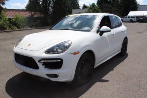 2014 Porsche Cayenne for sale at S&S Best Auto Sales LLC in Auburn WA