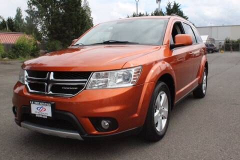 2011 Dodge Journey for sale at S&S Best Auto Sales LLC in Auburn WA