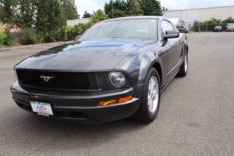 2007 Ford Mustang for sale at S&S Best Auto Sales LLC in Auburn WA