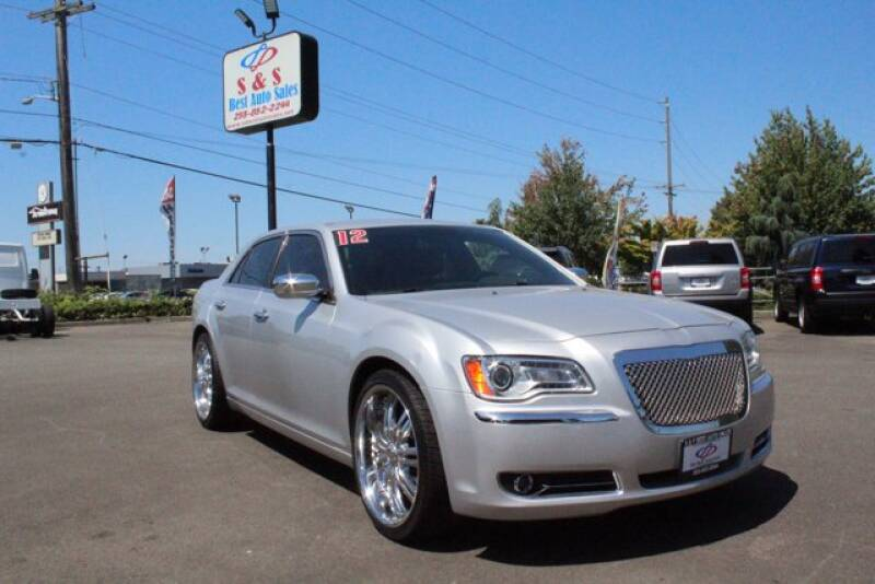 2012 Chrysler 300 for sale at S&S Best Auto Sales LLC in Auburn WA