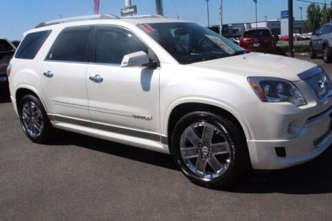 2011 GMC Acadia for sale at S&S Best Auto Sales LLC in Auburn WA