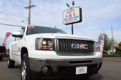 2009 GMC Sierra 1500 for sale at S&S Best Auto Sales LLC in Auburn WA