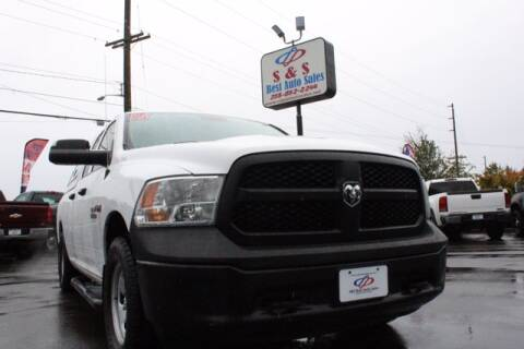 2015 RAM Ram Pickup 1500 for sale at S&S Best Auto Sales LLC in Auburn WA