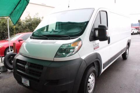 2014 RAM ProMaster Cargo for sale at S&S Best Auto Sales LLC in Auburn WA