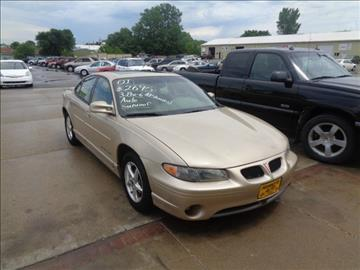 2001 Pontiac Grand Prix for sale in Marion, IA