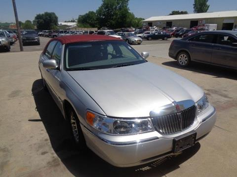 1998 Lincoln Town Car for sale in Marion, IA