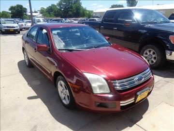 2006 Ford Fusion for sale in Marion, IA