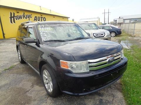 2009 Ford Flex for sale in Marion, IA