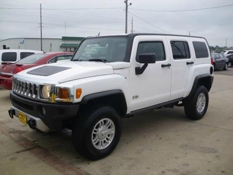 2008 HUMMER H3 for sale in Marion, IA